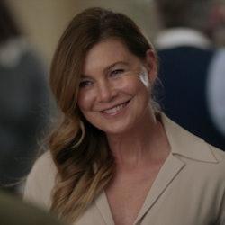 Ellen Pompeo as Dr. Meredith Grey in 'Grey's Anatomy' Season 18 via ABC's press site