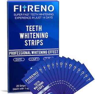 FitrenoOral Teeth Whitening Strips
