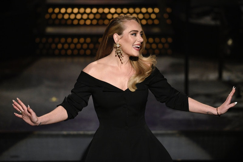 """Adele, who hosted 'SNL' in October 2020, previewed her new song """"Easy on Me."""""""