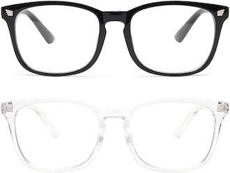 livho Blue Light Blocking Glasses (2-Pack)
