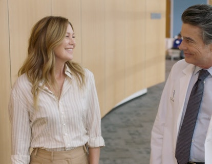 Ellen Pompeo just confirmed a 'Grey's Anatomy' Season 18 Easter egg, and it's such a throwback.