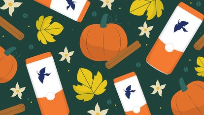 These fall Zoom backgrounds will make your calls feel as cozy as a PSL.