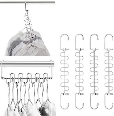 Meetu Space Saving Hangers (20-Pack)