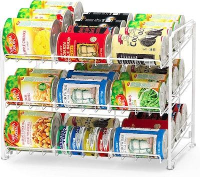 Simple Houseware Can Rack Organizer