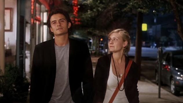 Orlando Bloom and Kristen Dunst star in the 2005 film, 'Elizabethtown.'