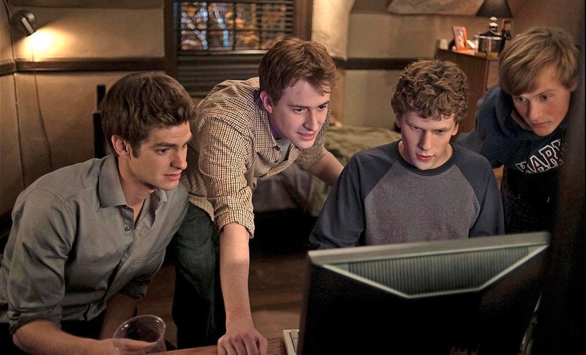 The writer behind 'The Social Network' is working on a new book that will be adapted into a movie about the GameStop stock market story.