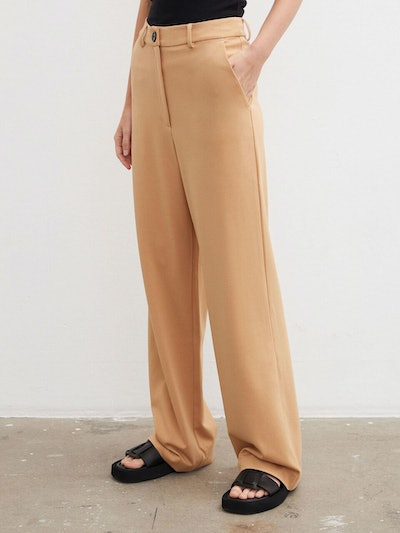 Lucie Wide-Leg Trousers