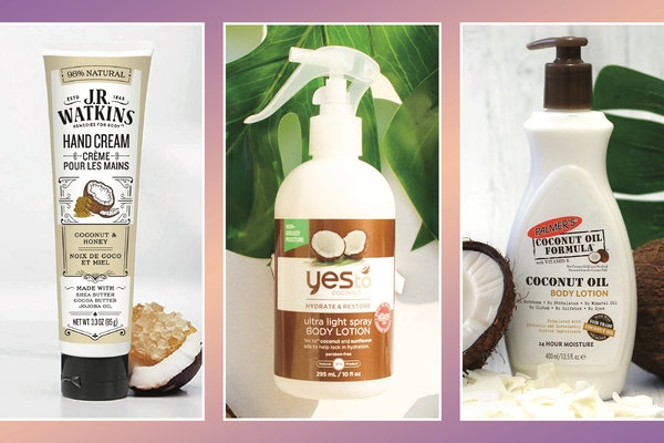the best coconut lotions
