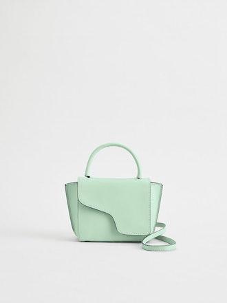 Montalcino Mint Mini Handbag