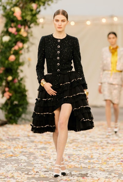 Chanel Couture Look 4