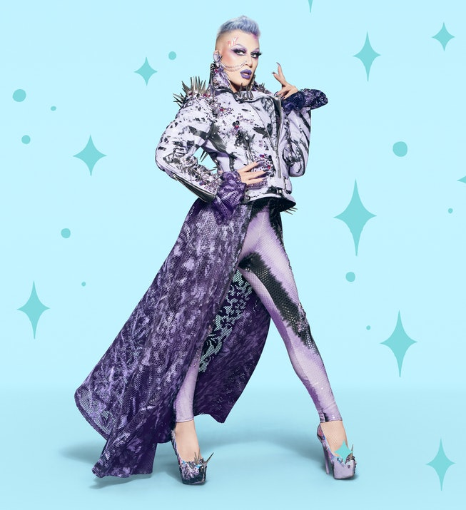 Joey Jay from season 13 of 'RuPaul's Drag Race,' airing on VH1.
