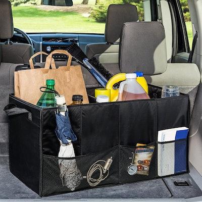 Honey-Can-Do Folding Car Trunk Organizer