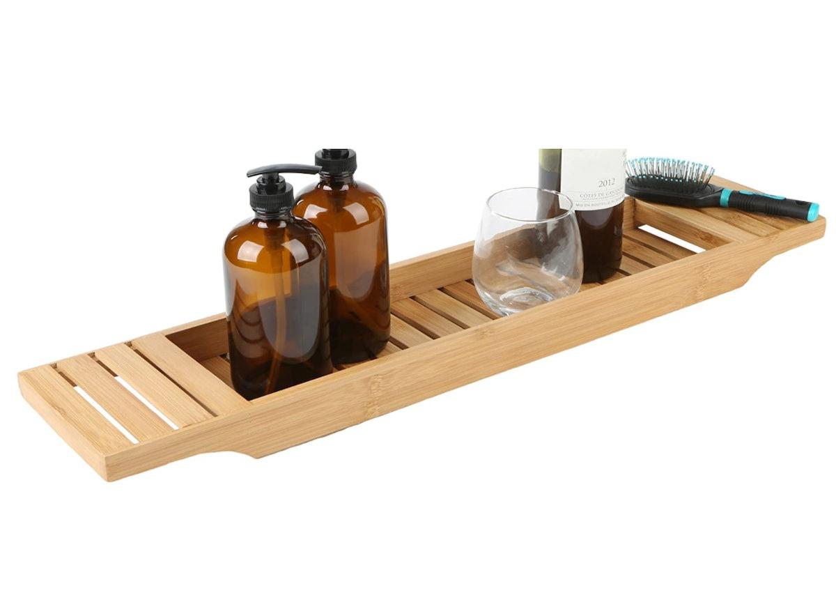 Mind Reader Bathtub Tray