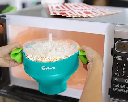 Salbree Microwave Popcorn Popper