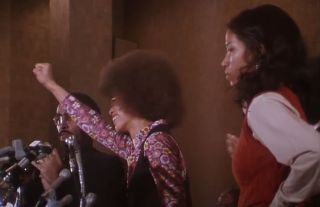 'The Black Power Mixtape' features exclusives interviews from activists, Angela Davis and Stokely Carmichael.