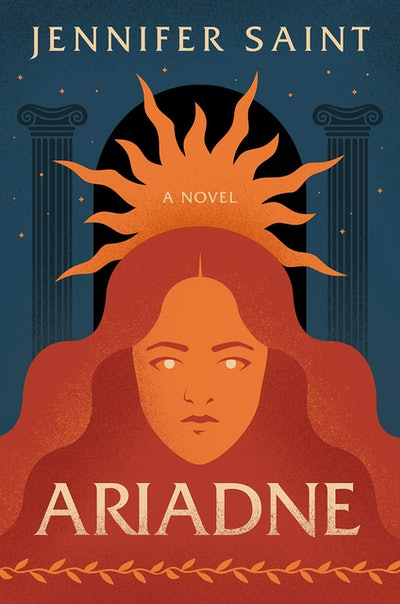 'Ariadne' by Jennifer Saint