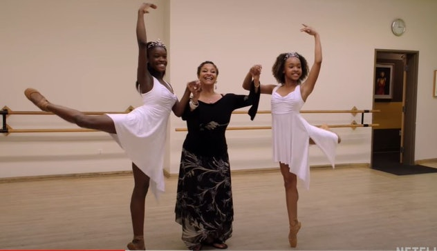 Debbie Allen told The Chicago Defender she created 'Hot Chocolate Nutcracker' in 2008 to inspire children of color to pursue their dance dreams.