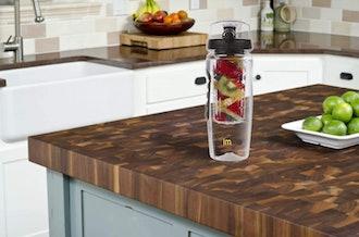 Brimma Leak Proof Fruit Infuser Water Bottle