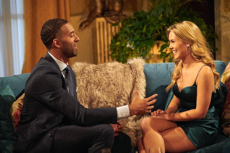 Anna and Matt on The Bachelor