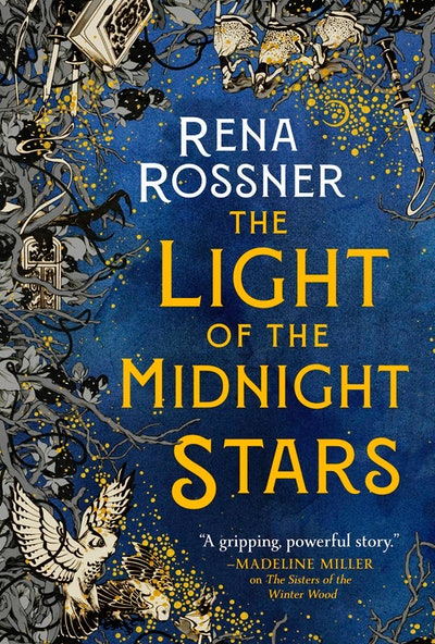 'The Light of the Midnight Stars' by Rena Rossner