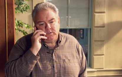 Jerry calls Leslie while she's in London with some bad news.