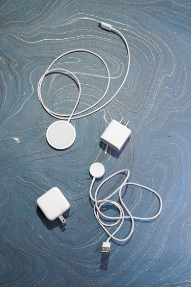 The alternative to the MagSafe Duo is double the charging cables and power adapters.