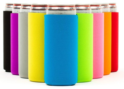 CURRENT CO Slim Can Cooler Sleeves