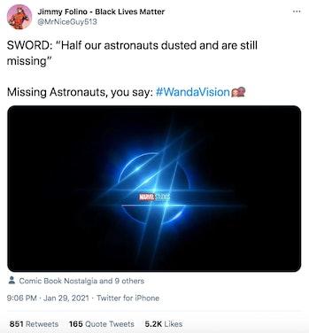 WandaVision Fantastic Four
