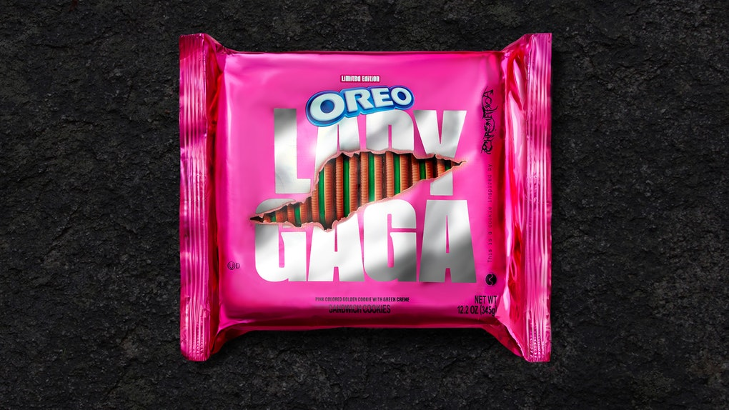 Oreo's Lady Gaga collaboration is already selling out after its Jan. 28 release.