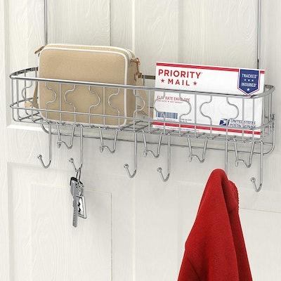 Simple Houseware Over the Door Organizer
