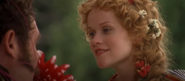 Reese Witherspoon stars in the 2004 period piece, 'Vanity Fair.'