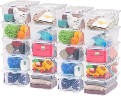 IRIS USA Storage Boxes (20-Pack)