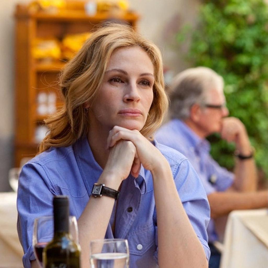 Julia Roberts in 'Eat Pray Love.'