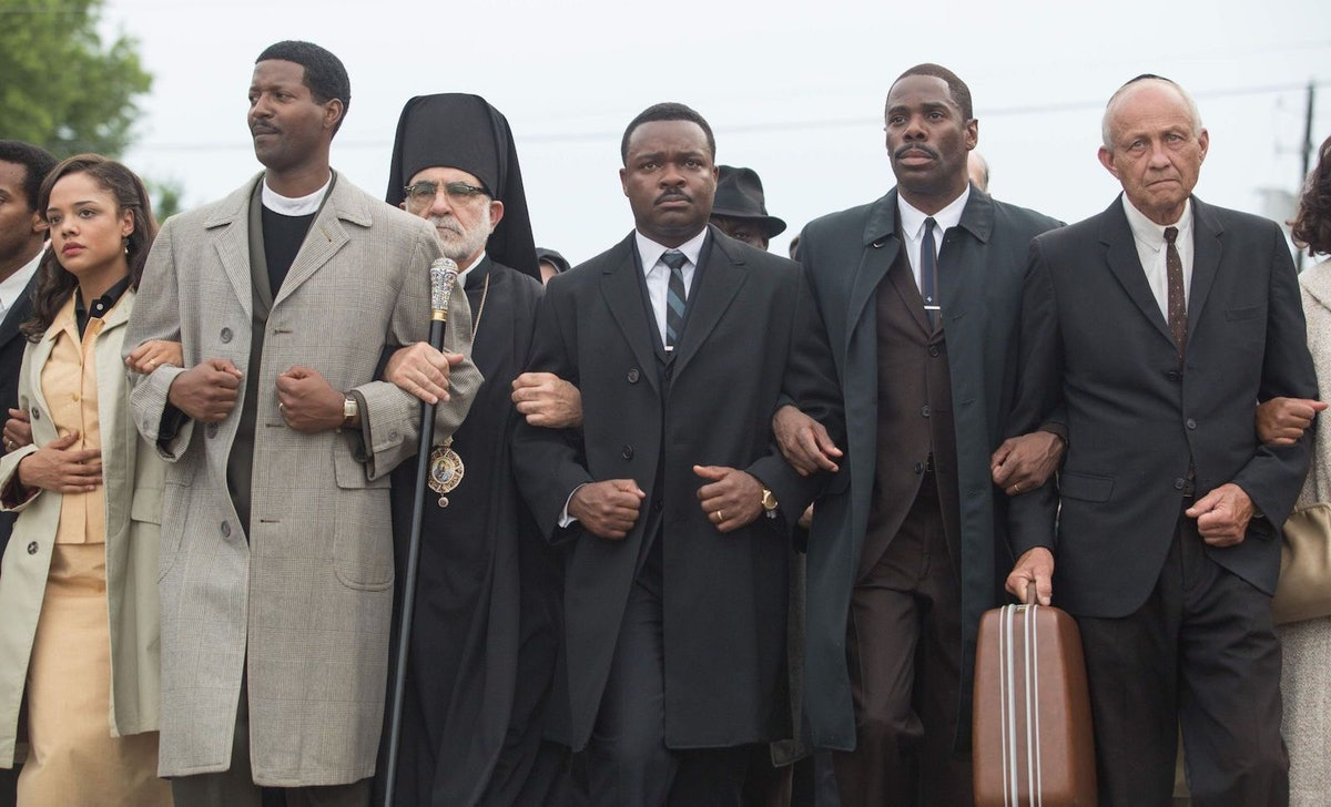 'Selma' is a great movie choice for Black History Month.