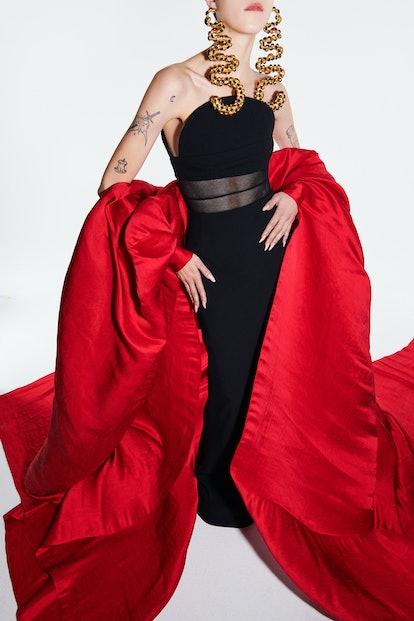 Schiaparelli Haute Couture Look 22
