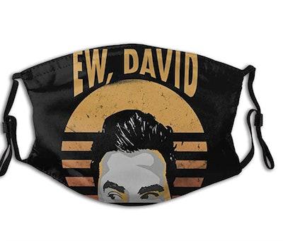 WTF Ew, David Comfortable Dustproof Face Mask