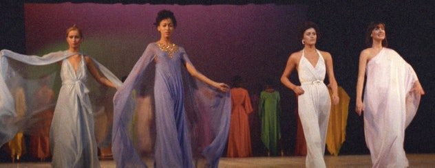 'Versailles '73' is known as the most notorious fashion show in history.