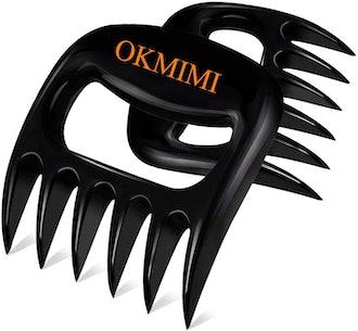OKMIMI Meat Shredder Claws