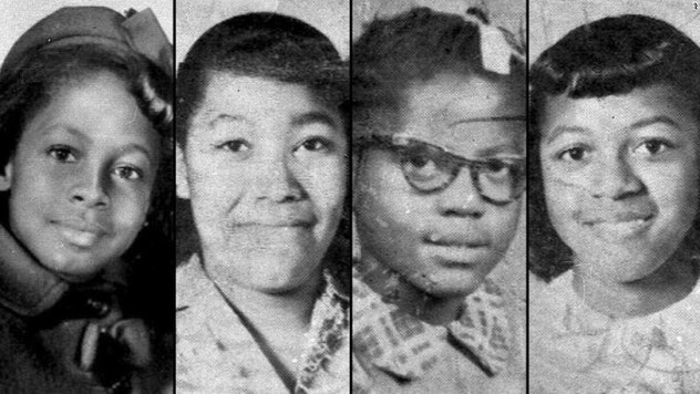 '4 Little Girls' is a Oscar-nominated documentary directed by Spike Lee.