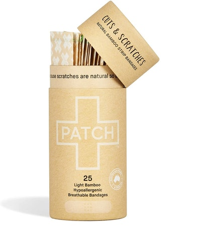 PATCH Eco-Friendly Bamboo Bandages (25 Count)