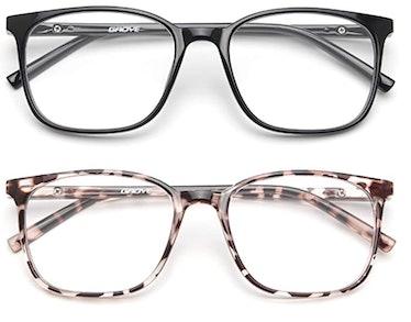 Gaoye Blue Light Blocking Glasses (2-Pack)