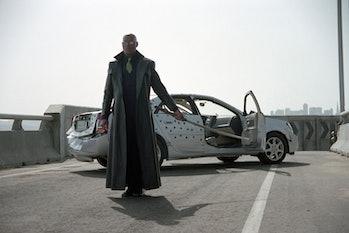 Matrix 4 Laurence Fishburne