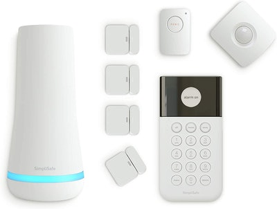 SimpliSafe Wireless Home Security System (8 Pieces)