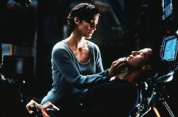 The Matrix 1999 Keanu Reeves