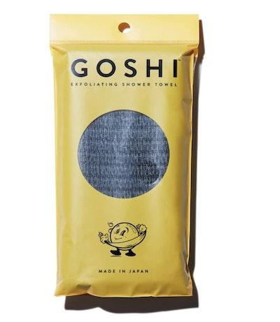 GOSHI - Exfoliating Shower Towel
