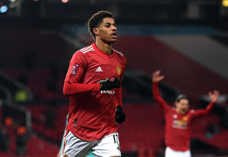Marcus Rashford has spoken out about the racist abuse he's faced online.