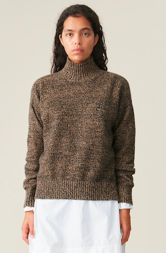 Cashmere Mix Pullover