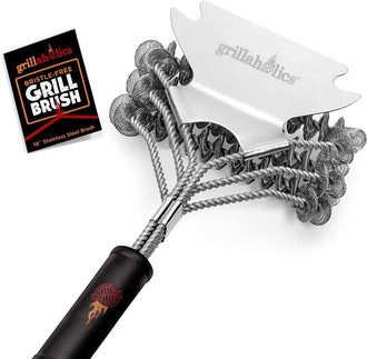 Grillaholics Grill Brush