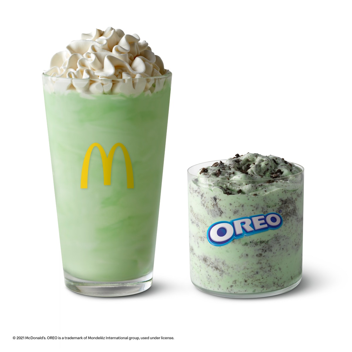 McDonald's Shamrock Shake is coming back on Feb. 15 for an early St. Patty's Day celebration.