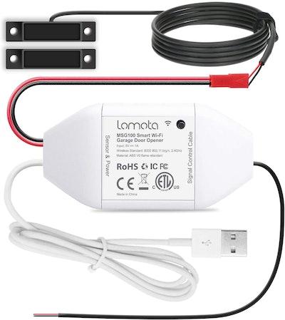 Lomota Smart Wi-Fi Garage Door Opener